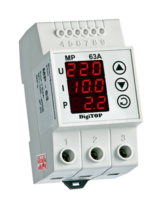Multifunctional relay DigiTOP МР-63А