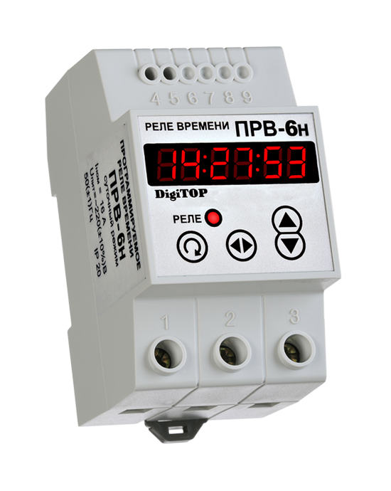 Timing relay DigiTOP РВ-6Н