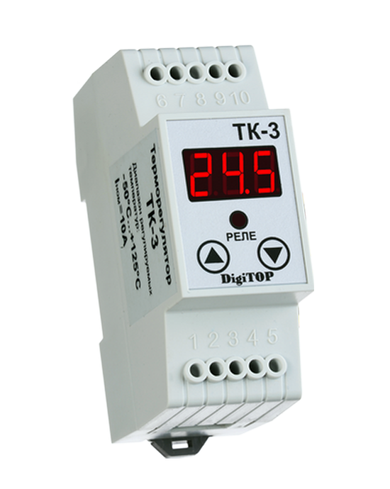 Thermostatic controller DigiTOP ТК-3