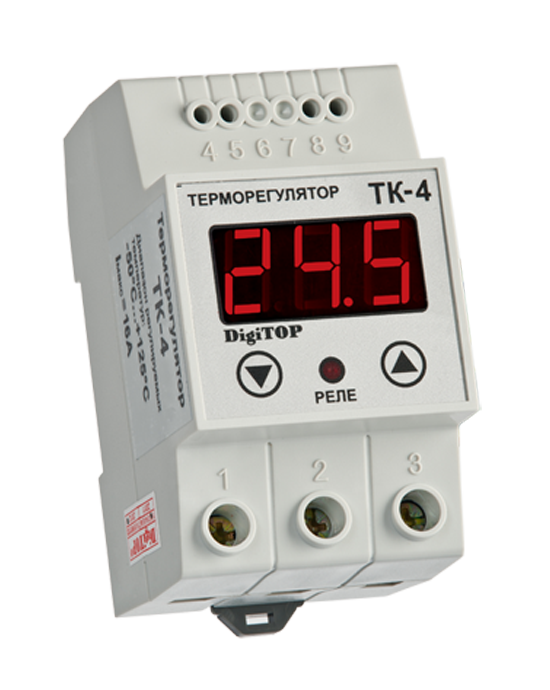 Thermostatic controller DigiTOP ТК-4