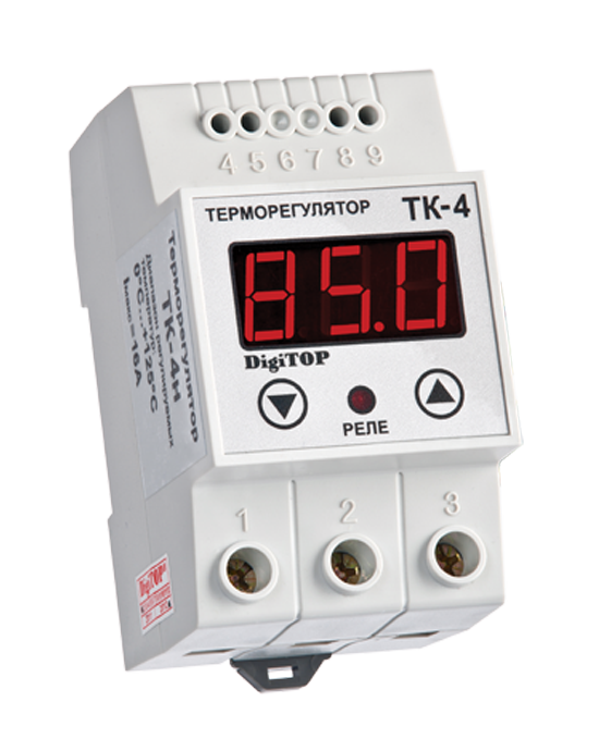 Thermostatic controller DigiTOP ТК-4Н