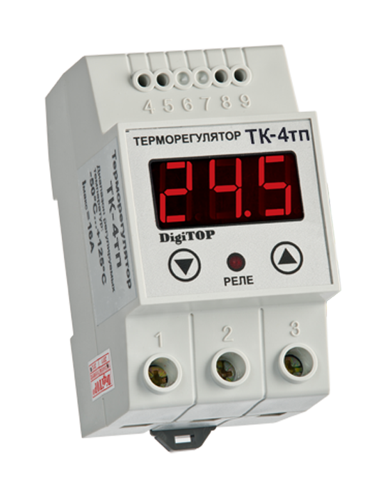 Thermostatic controller DigiTOP ТК-4Т