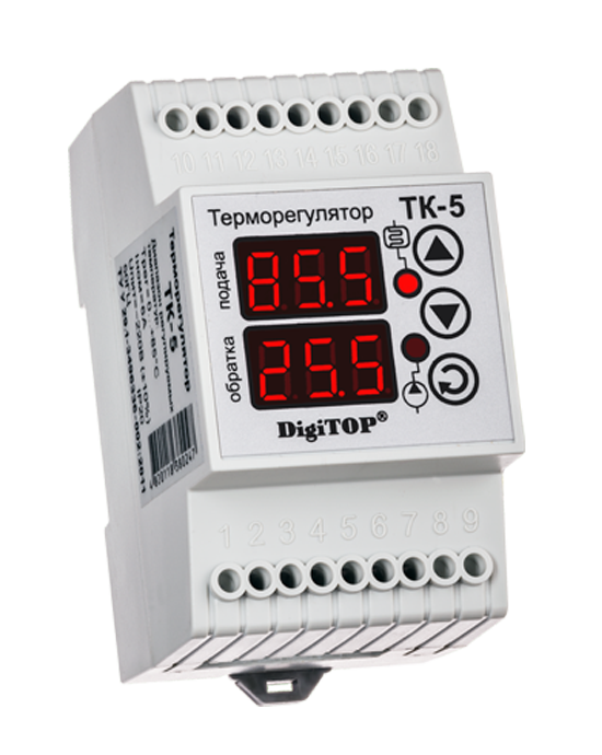 Thermostatic controller DigiTOP ТК-5В
