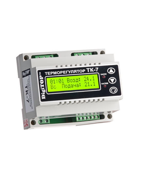 Thermostatic controller DigiTOP ТК-7
